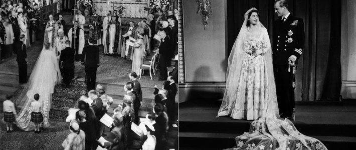 История на сватбените тържества