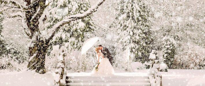 Модерни цветове за есенно-зимна сватба 2017 год.