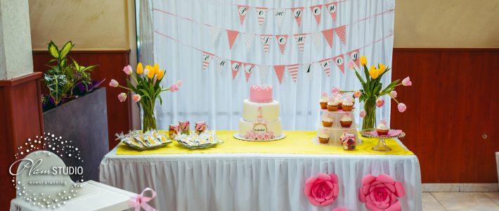 Пролетното парти за рожденния ден на ЕММА