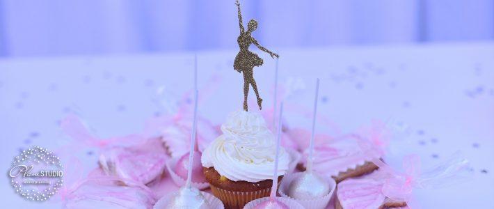 Рожден ден на тема Балерина